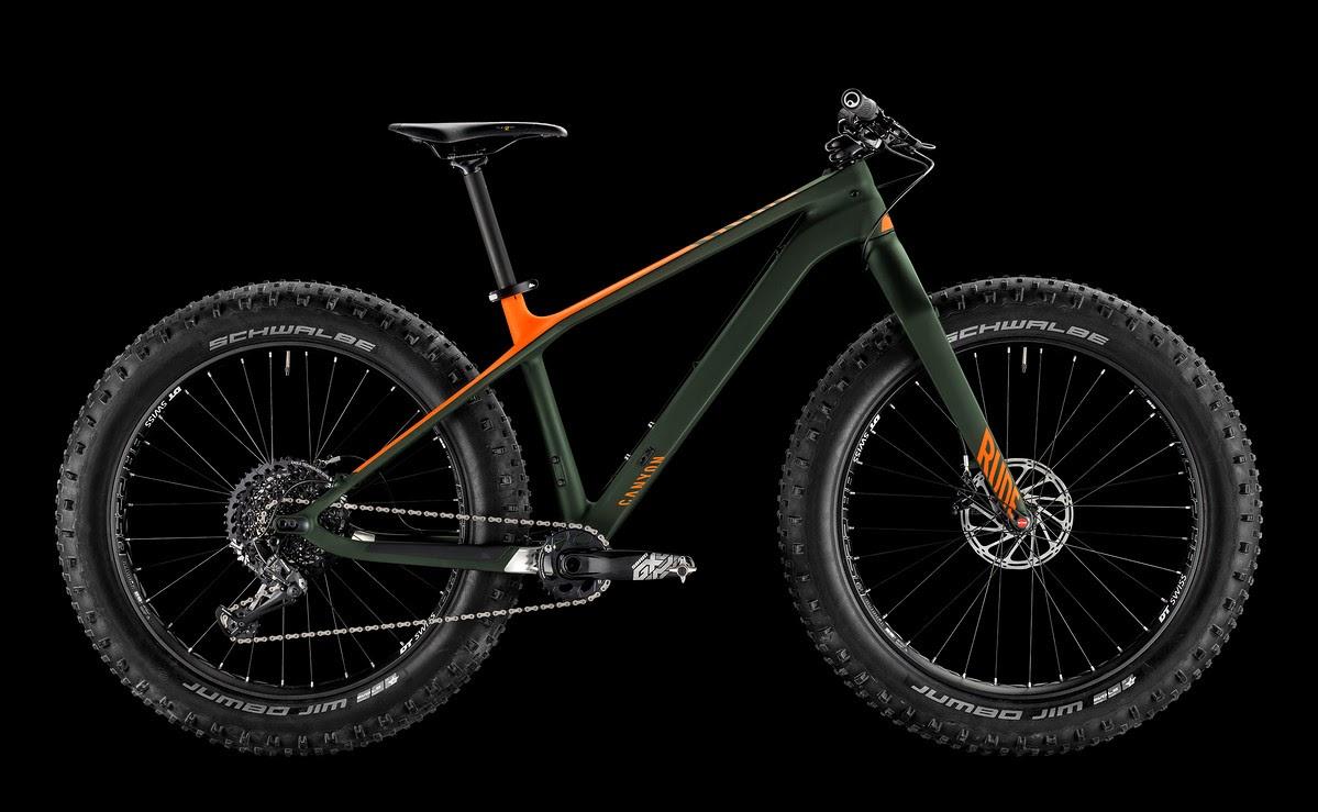 fat bike rigida